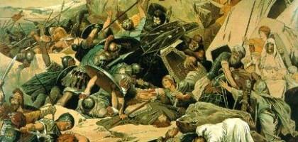 Byly středověké války mírné, nebo kruté?
