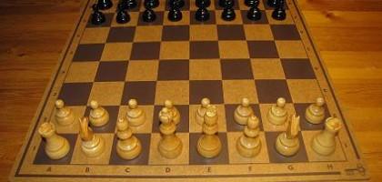 Dáma skončí při správné hře vždy nerozhodně. A šachy?