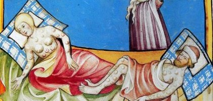 Středověké město – ještě nechutnější, než jsme mysleli