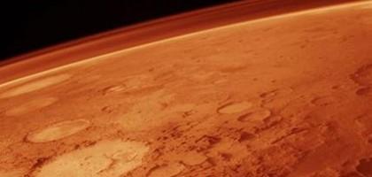 Sen o Marsu a slabý sluneční vítr